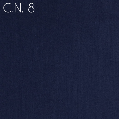 44 Inch Navy Blue Jam Silk-Jam Cotton Fabric
