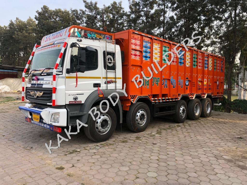 Bharatbenz Truck Body