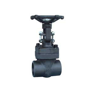 Forged Carbon Steel Gate Valve Screwed