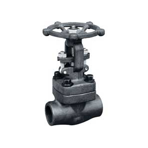Forged Carbon Steel Globe Valve Screwed