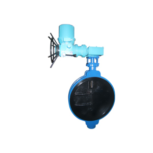 Motorised Electric Operated Butterfly Valve
