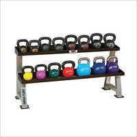 Kettle Bell Rack