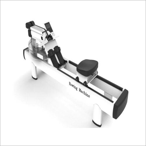 Steel Water Rower