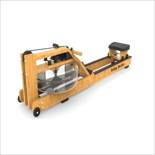 Wooden Water Rower