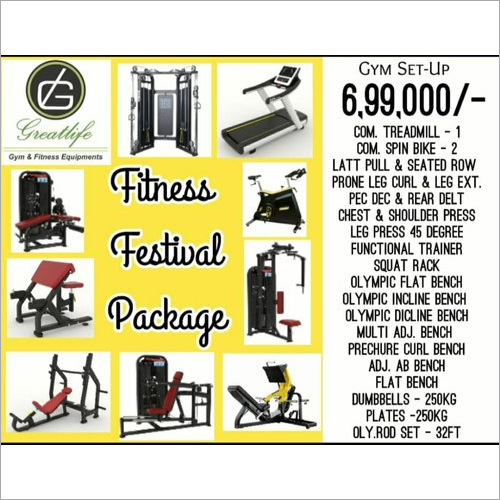 Gym Set Up Services