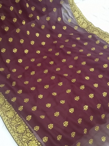 Ladies Designer Bridal Saree
