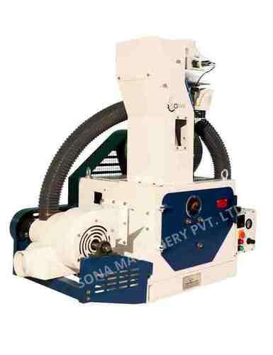 Sona Machinery Paddy Husker SHEL 104 (4Tph)