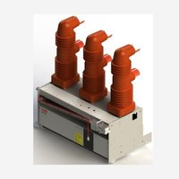 ABB Medium voltage indoor circuit breakers VD4 CS Breaker AIS ABB MV Products