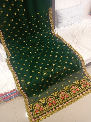 Ladies Modern Bridal Saree