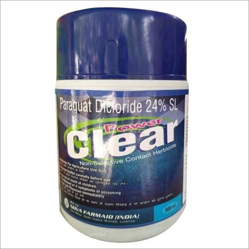 Paraquat Dichloride 24 Percent SL Herbicide