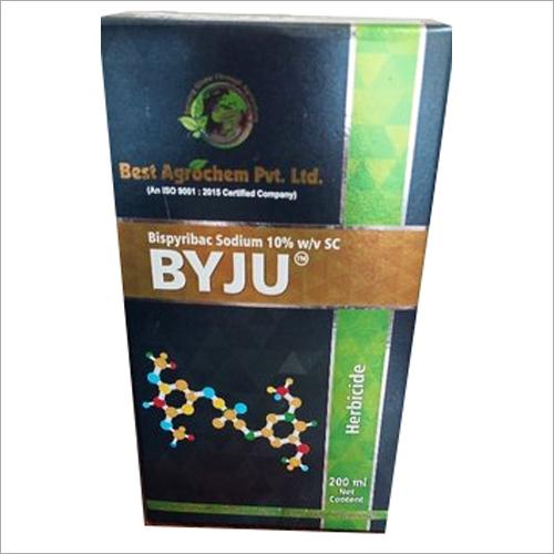Bispyribac Sodium 10 Percent SC Herbicide