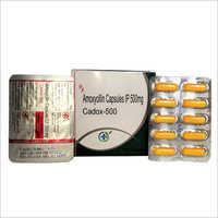 500 mg Amoxycillin Capsules IP