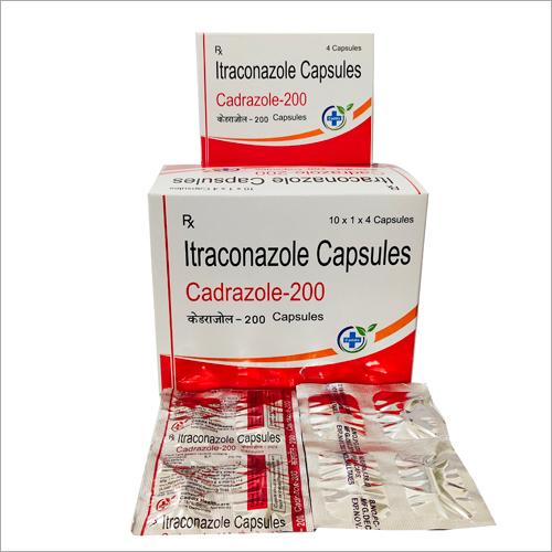 200 mg Itraconazole Capsules