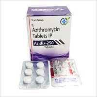 250 mg Azithromycin Tablets