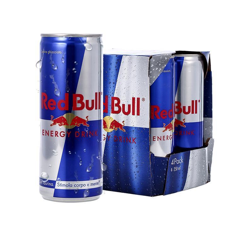 Energy Drink Redbull