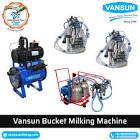 1HP- Three Bucket Milking Machine (VM3SS)