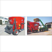 Wagon Driven Feeding Mixer