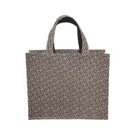 Pp Laminated Jute Bag With Jute Handlepp Laminated Jute Bag With Jute Handle