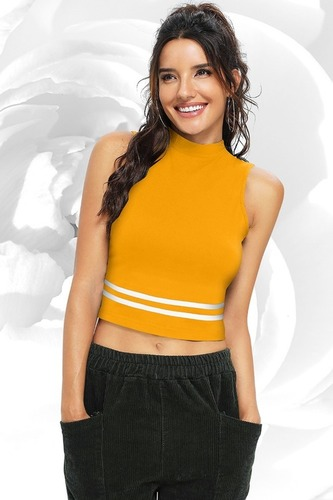 Ladies Crop Tops