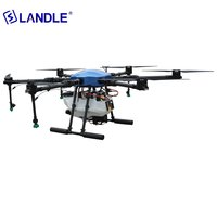 NLA610 Hot Sale 10L Agricultural Spraying Drone