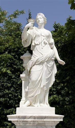 Frp Modern Art Statue