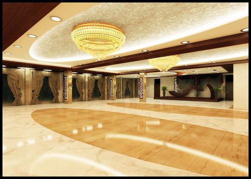 Marriage Hall Interior Services