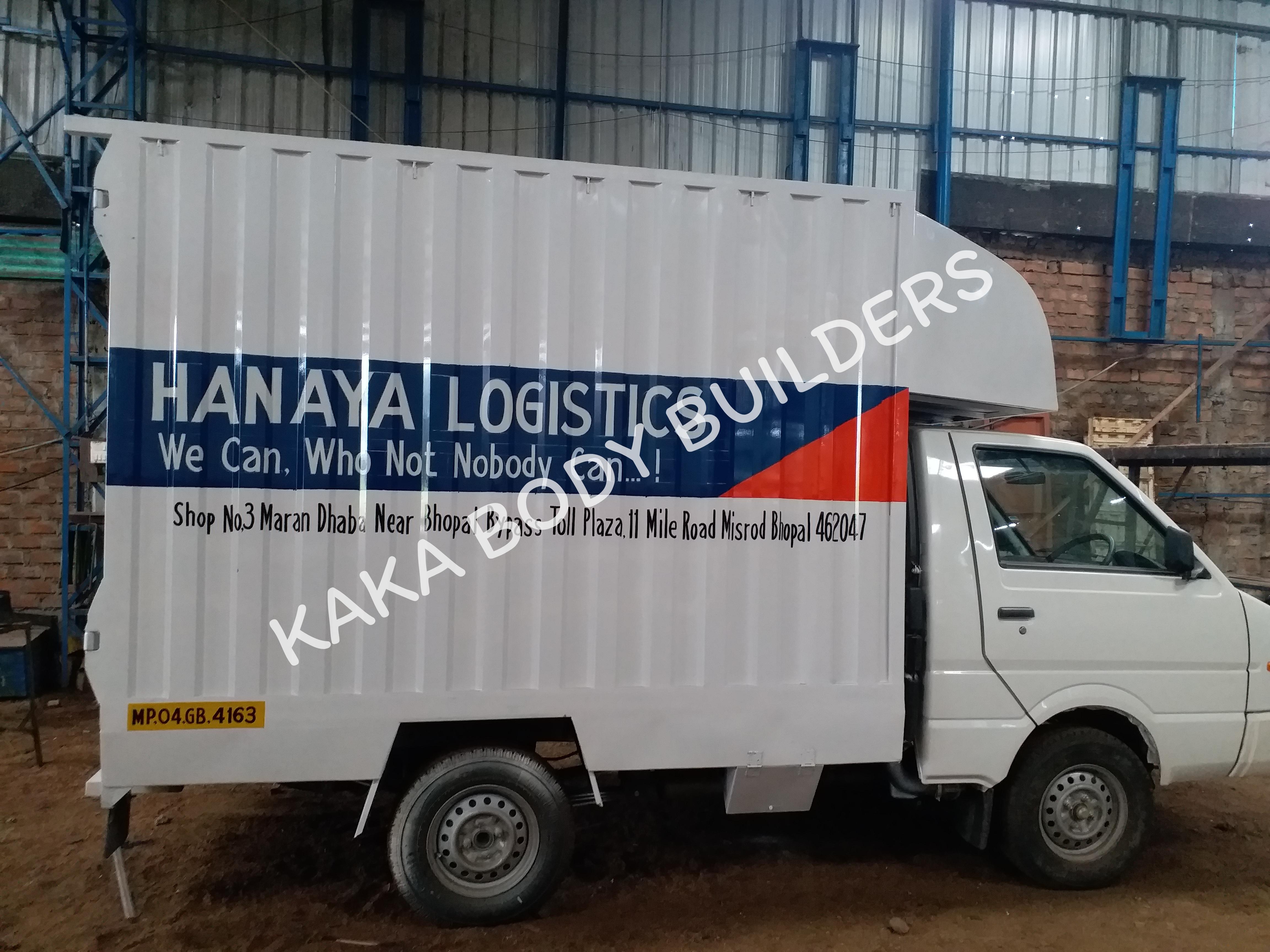 Mini Truck Containers Body