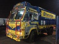 BPCL Gas Cylinder Truck Body