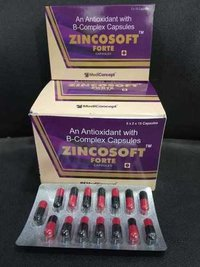 An Antioxidant With B Complex Capsule