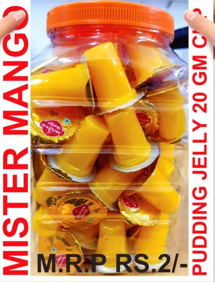Mister Mango Pudding Jelly