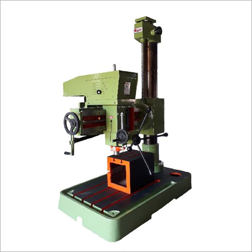 38 mm Radial Drilling Machine
