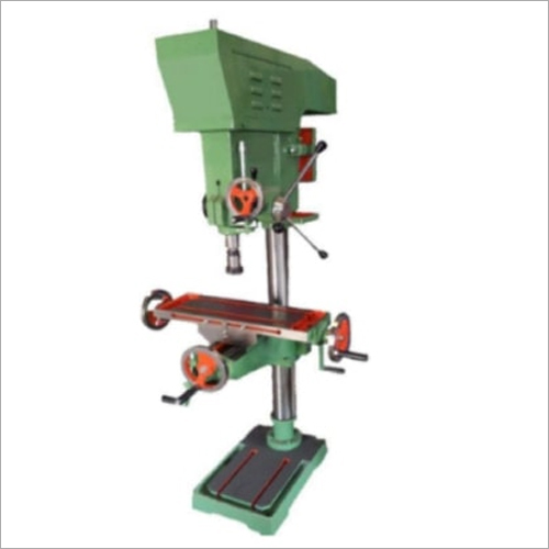 25 mm Milling Cum Drilling Machine