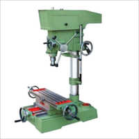 38 mm Milling Cum Drilling Machine