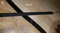 Floor Cable And Wire Protector Mats