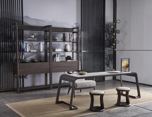 Solid Ashwood Woodtea Table Bj-cz1901