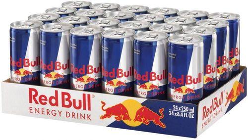 Red Bull Energy 250 Ml (Pack Of 24)