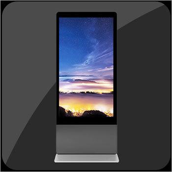 Interactive Touch Floor Standing KIOSK