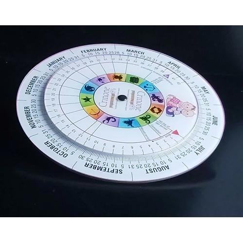 Acrylic Wheel