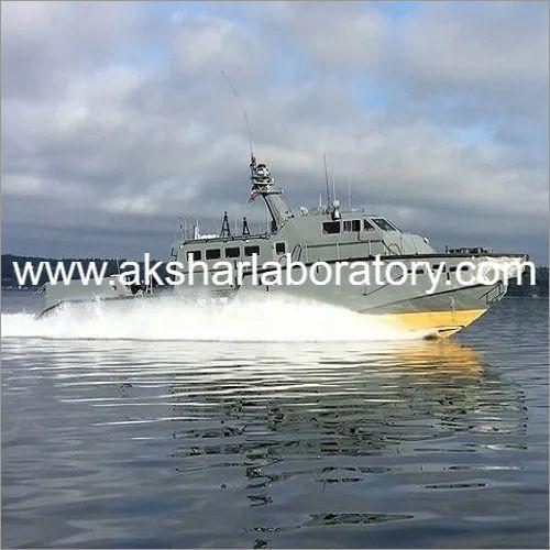 Marine Testing Services