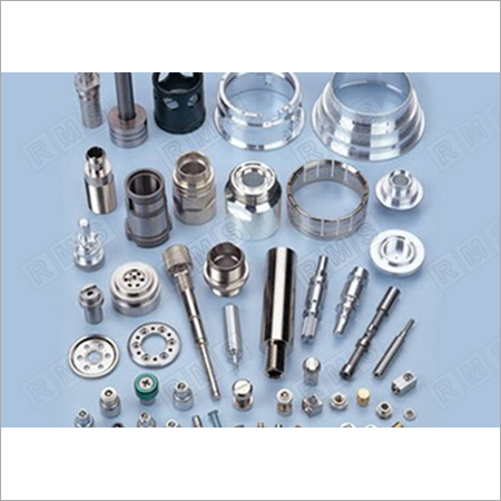 Aluminum & Stainless Steel Components