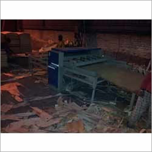 CNC Veneer Cutting Machine