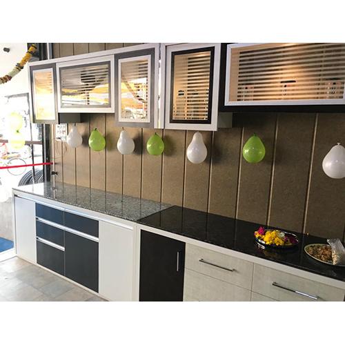 PVC Kitchen Modular
