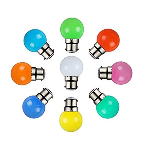 Multi Color LED Bulb