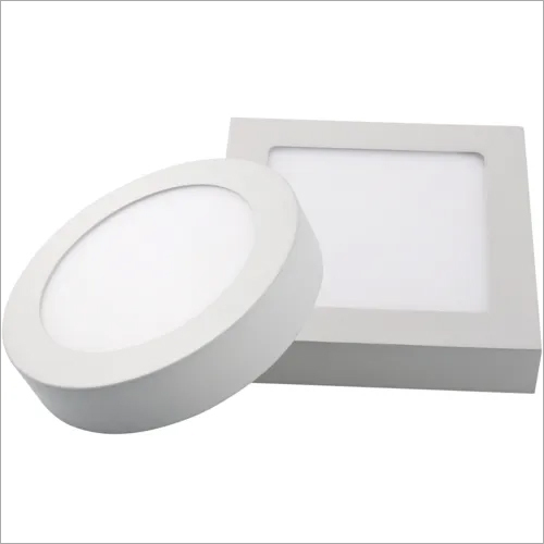6 W LED Square And Round Panel Light