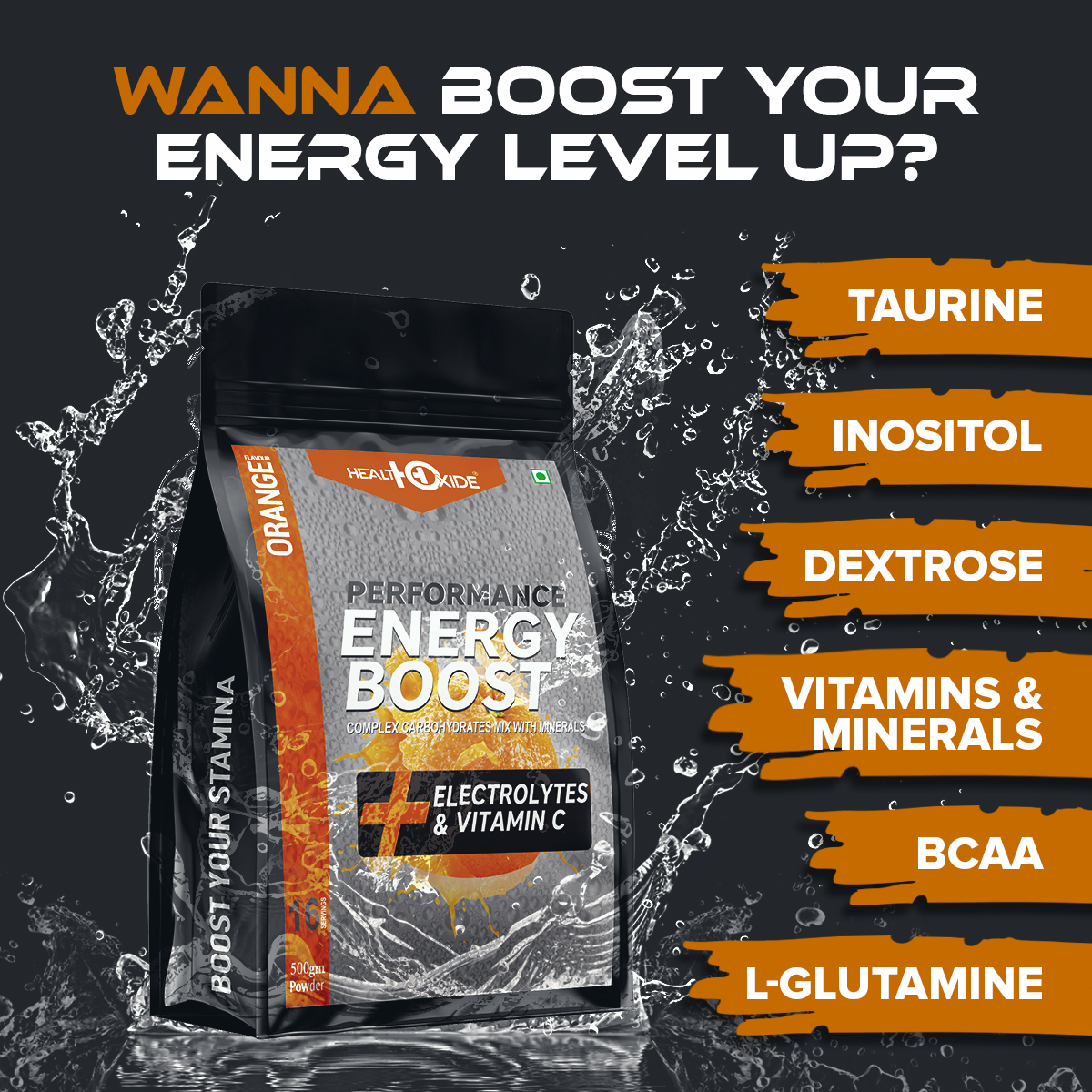 Energy Boost Powder