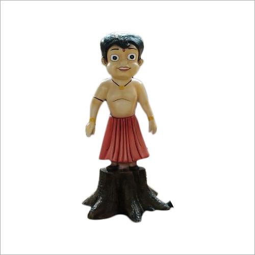 FRP Chhota Bheem Cartoon Statue