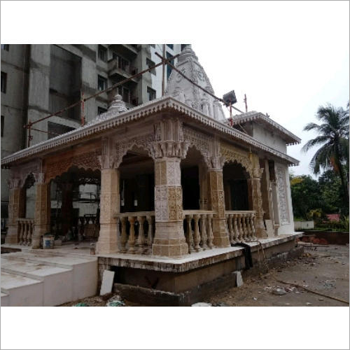 Color Coated FRP Temple