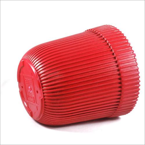 Red Rim Pot
