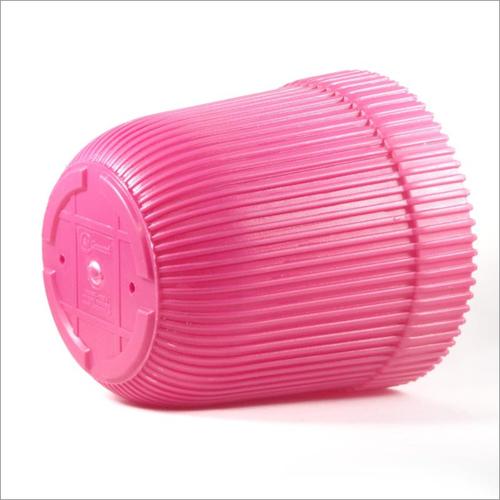 Pink Rim Pot
