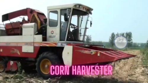 4BYF Series Corn Plante